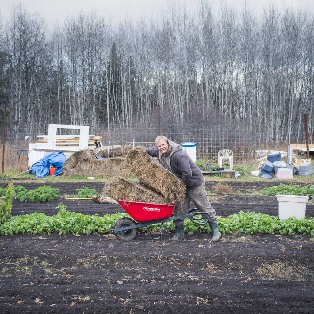 Chuck Leibert - Gardening